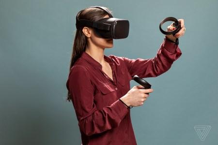 Facebook представила новый интерфейс Oculus Quest