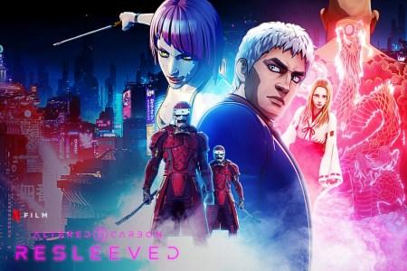 Автор Cowboy Bebop снял для Netflix аниме-фильм Altered Carbon: Resleeved по киберпанк-миру «Видоизмененного углерода», премьера — 19 марта [трейлер]