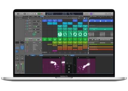 В профессиональном музыкальном редакторе Apple Logic Pro X появятся функции из мобильного приложения GarageBand
