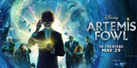 Вышел первый трейлер фэнтези-фильма Artemis Fowl / «Артемис Фаул» от Disney, премьера назначена на 28 мая 2020 года