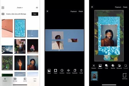 В VSCO появился инструмент Montage для создания видеоколлажей. Он должен убедить пользователей платить за приложение