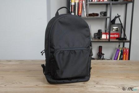 Обзор рюкзака Double X GEEK V.2 Black
