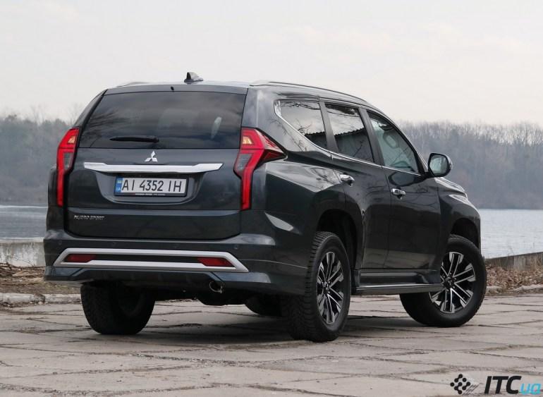 Тест-драйв Mitsubishi Pajero Sport 2020: ТОП-5 вопросов и ответов