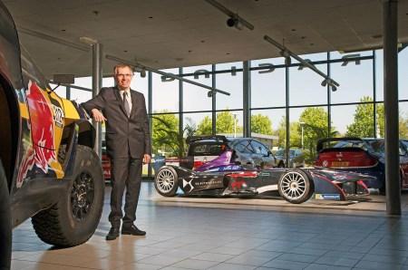 Персоны в автомобильном бизнесе: Карлос Таварес, Группа PSA