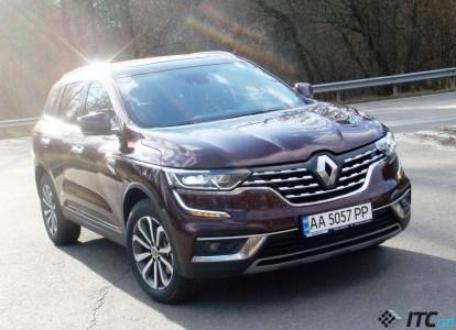 Тест-драйв Renault Koleos 2020: ТОП-5 вопросов и ответов