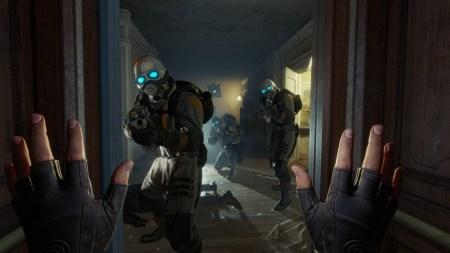 Half-Life: Alyx можно запустить и без гарнитуры виртуальной реальности