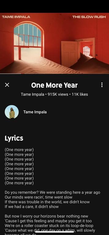 Отображение текстов песен в YouTube Music теперь доступно на Android и iOS