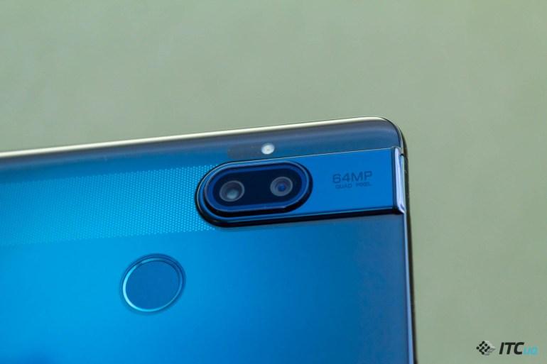Обзор смартфона Motorola One Hyper