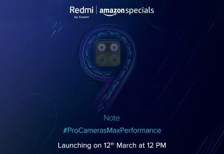 Официально: смартфоны Redmi Note 9 и Redmi Note 9 Pro представят уже 12 марта