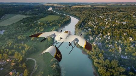 Инженеры из Wingcopter разработают семейство грузовых дронов-конвертопланов специально для UPS