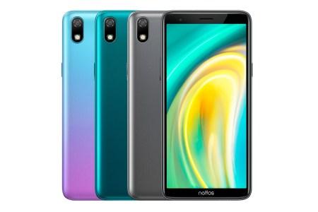 В Украине стартовали продажи бюджетного смартфона TP-Link Neffos А5 с 6-дюймовым IPS-экраном и Android 9 Go по цене 1599 грн