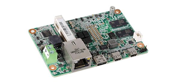DFI GHF51 – компактный компьютер с чипом AMD Ryzen Embedded, сопоставимый по размерам с Raspberry Pi
