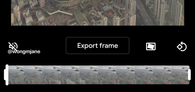 В Google Photos вскоре может появиться функция удаления звука из видео