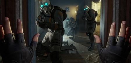 Для Half-Life: Alyx вышел новый мод, позволяющий пройти всю игру безVR-гарнитуры