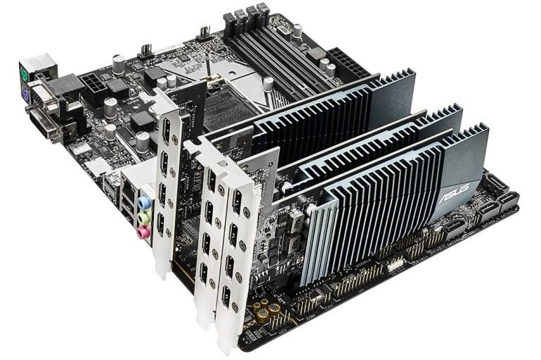 ASUS анонсирует видеокарту GeForce GT 710: привет из 2014-го