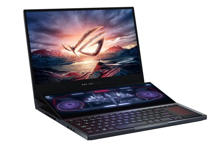 ASUS будет использовать жидкий металл в игровых ноутбуках серии ROG