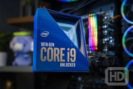 Core i9-10900K vs. Ryzen 9 3950X в тесте Cinebench R15