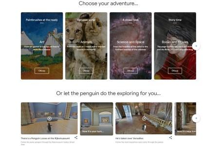К Всемирному дню искусства сервис Google Arts & Culture запустил новую коллекцию Family Fun, которая поможет узнать больше об искусстве, животных, науке, музыке и т.д.