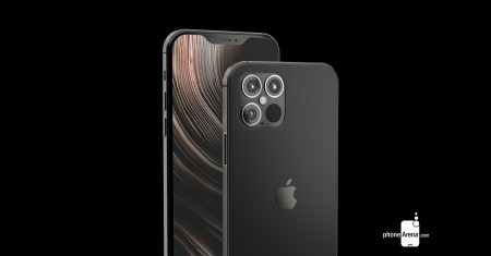 Смартфоны iPhone 12 получат уменьшенный вырез, OLED дисплеи и поддержку 5G, а версия Pro – ещё и сенсор LiDAR