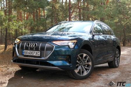 Тест-драйв Audi e-tron: не слишком ли поздно?