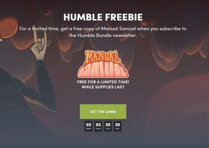 В Epic Games Store бесплатно раздают игры Just Cause 4 и Wheels of Aurelia, а в Humble Bundle – Manual Samuel
