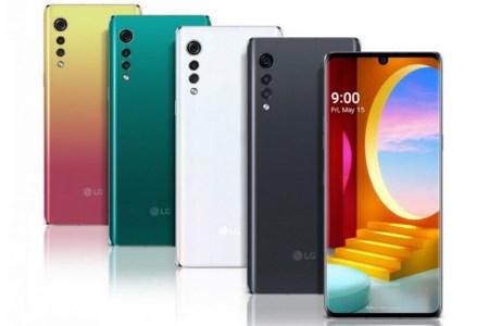 LG раскрыла все характеристики дизайнерского смартфона Velvet за десять дней до презентации