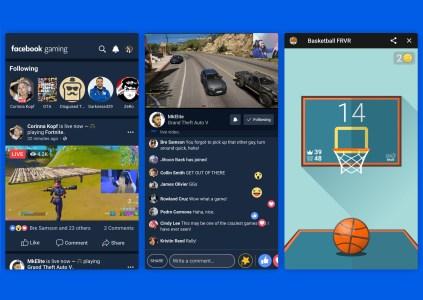 Facebook запускает игровое стриминговое приложение Facebook Gaming