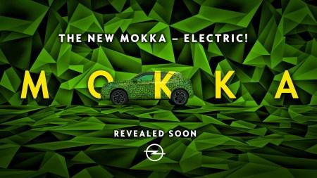 Официально: Обновленный кроссовер Opel Mokka будет в первую очередь электрическим, производство стартует в конце текущего года