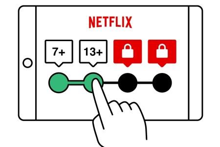 Netflix обновил функции родительского контроля, теперь свой профиль можно защитить PIN-кодом, а в детском — ограничить просмотр взрослого контента и конкретных фильмов/сериалов