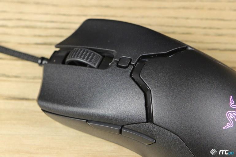 Обзор игровой мыши Razer Viper Mini
