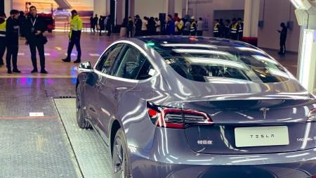 В марте Tesla получила в Китае в 5,5 раза больше заказов на Model 3, чем в феврале