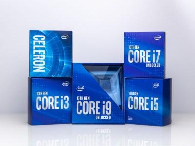 Intel Core i9-10900K в стресс-тесте: температура 93 градуса и энергопотребление 235 Вт