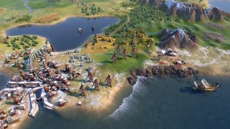 Сезонный пропуск Civilization VI — New Frontier Pass добавит в игру 8 новых цивилизаций, 9 лидеров, 6 режимов и другие материалы