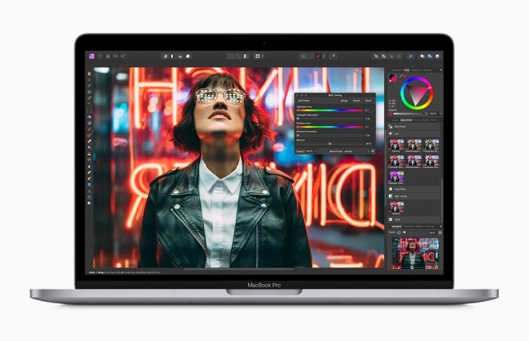 Apple представила новый 13-дюймовый MacBook Pro c клавиатурой Magic Keyboard, 10-нм CPU Intel Ice Lake (только в старших конфигурациях) и удвоенным объемом SSD