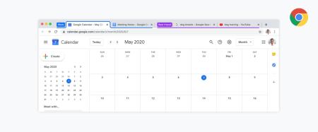 В Google Chrome 82 появится функция группирования вкладок