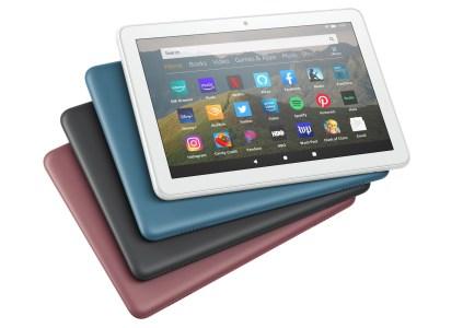Обновлённый планшет Amazon Fire HD 8 получил более мощный процессор, больше памяти, порт USB-C и более высокую цену