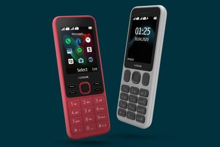 HMD Global представила пару фичерфонов Nokia 125 и Nokia 150 с FM-радио, «Змейкой» и трехнедельной автономностью по цене $24 и $29 соответственно