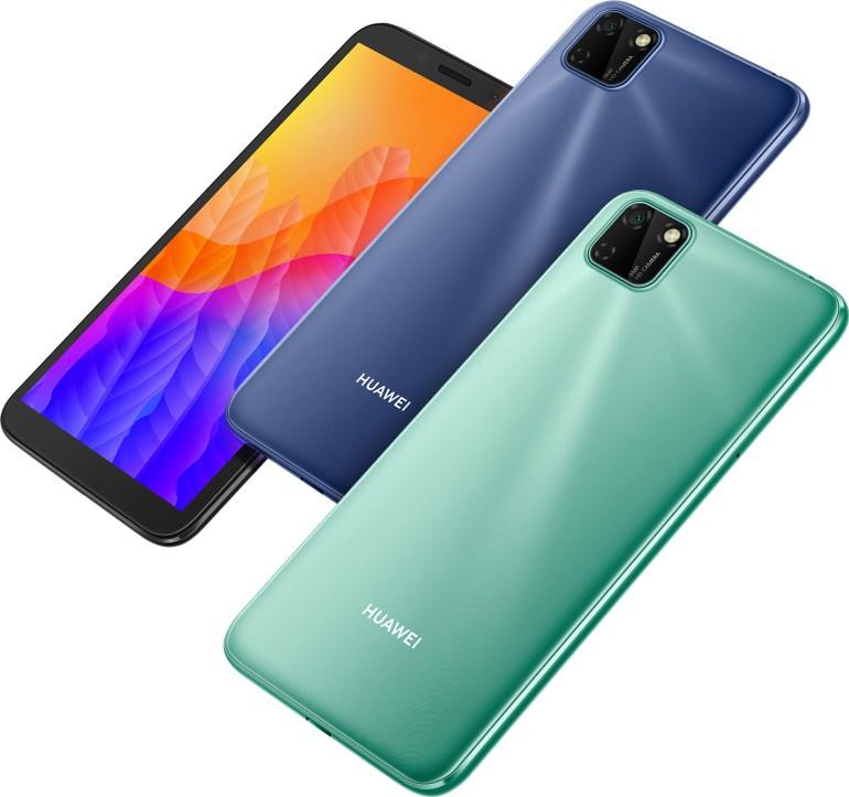 В Украине стартуют продажи смартфонов Huawei Y5p 2/32 ГБ и Huawei Y6p 3/64 ГБ по цене 2499 грн и 3799 грн соответственно