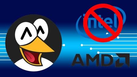 Создатель Linux Линус Торвальдс перешел на AMD. До этого он 15 лет использовал только ПК на базе CPU Intel