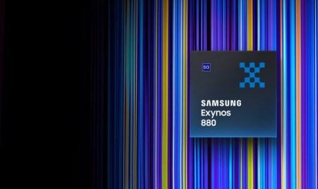Samsung представила среднеуровневую SoC Exynos 880 со встроенным модемом 5G