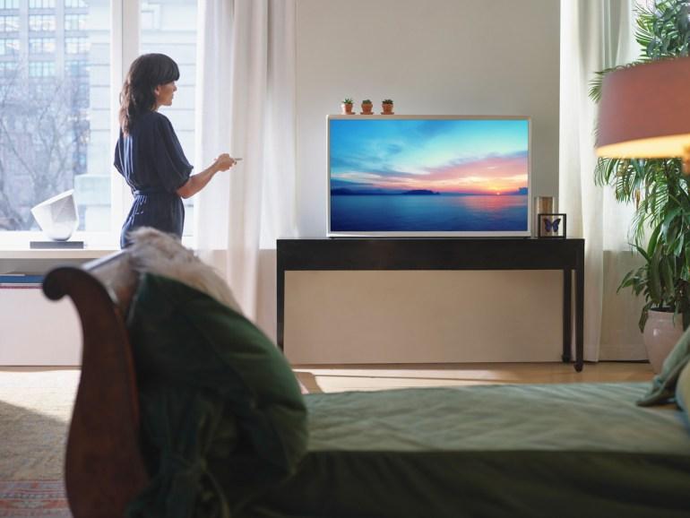 В Украине стартуют продажи дизайнерских телевизоров Samsung The Frame и The Serif по цене от 30 тыс. грн