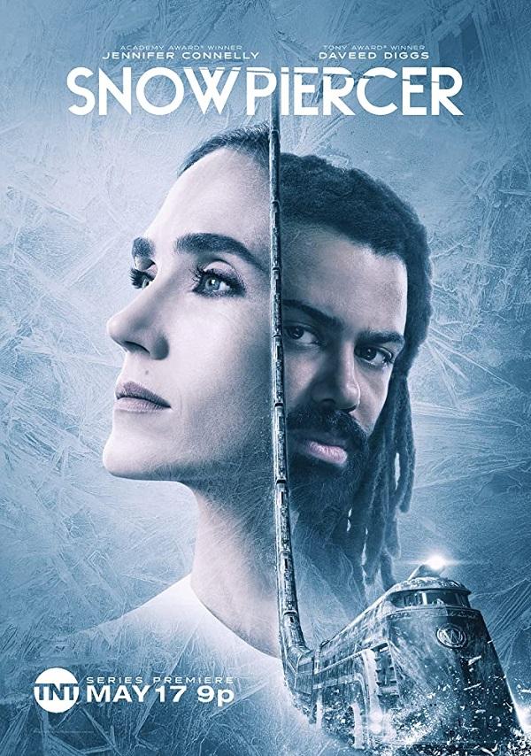 """После ряда переносов премьера постапокалиптического сериала Snowpiercer / """"Сквозь снег"""" наконец состоится, Netflix выложит первый сезон 25 мая 2020 года [трейлер]"""