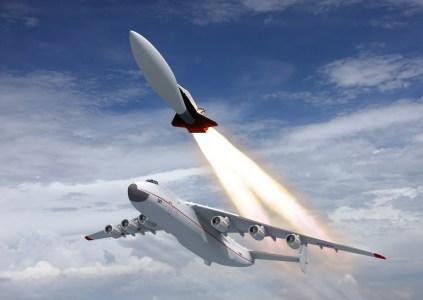Глава ГКАУ: В Украине есть наработки для воздушного старта ракет в космос, проект можно реализовать за 3-4 года