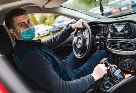 Uber вводит новые меры безопасности в Украине: автоматическое распознавание маски, деактивация пользователей с подозрительными симптомами, бесплатная отмена поездки и т.д.