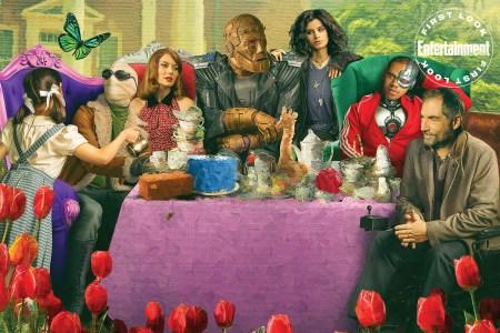 Второй сезон супергеройского сериала Doom Patrol / «Роковой патруль» выйдет 25 июня, HBO Max опубликовал первый трейлер [видео]