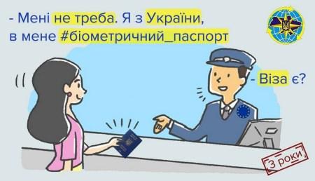 Три года безвиза: украинцы оформили более 11,5 млн биометрических паспортов и совершили почти 49 млн поездок в страны ЕС