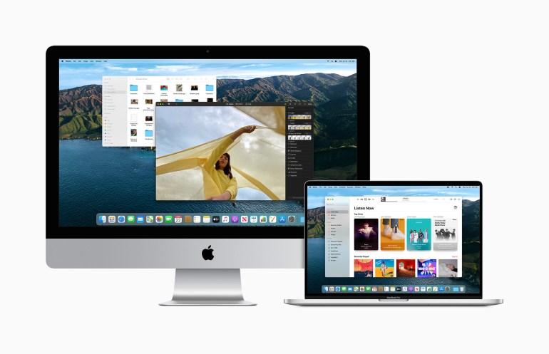 macOS Big Sur: новый дизайн в стиле iOS и крупное обновление Safari