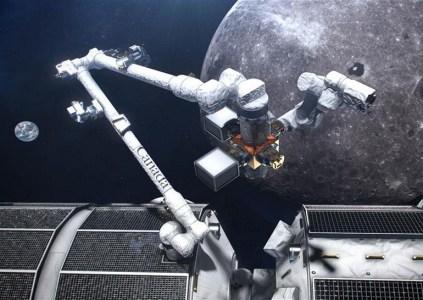 Канадская компания MDA создаст роботизированный манипулятор Canadarm3 для международной окололунной станции Lunar Gateway