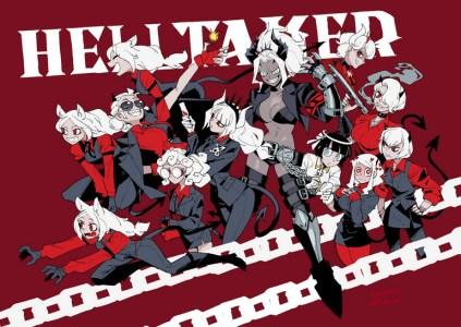 Helltaker: директор Ада