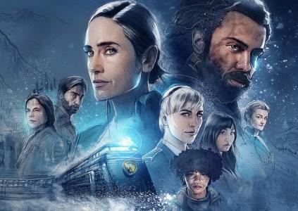 Рецензия на фантастический сериал Snowpiercer / «Сквозь снег»